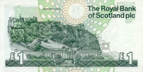 Scottish Pound Note