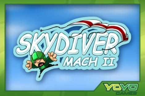 skydiver - screen0