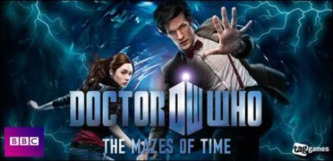 dr who mazes of time