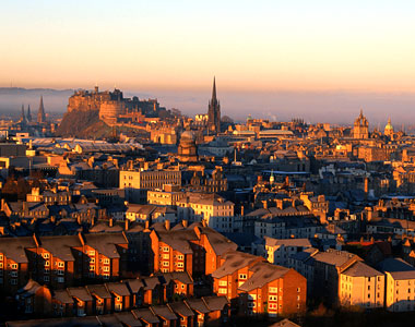 Edinburgh: 'Scotland's One And Only Creative Hotspot'