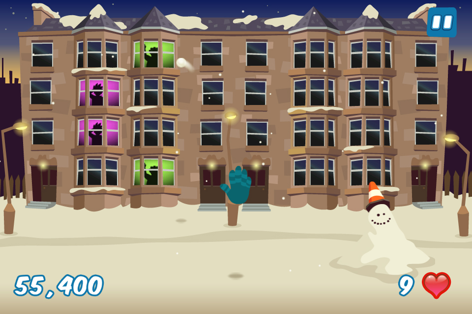 Chunk Snowball – Out Now For iPhone And iPod – The Scottish