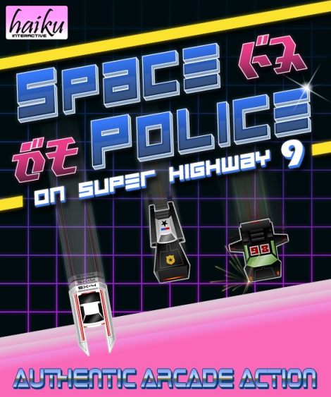 Space Police - Box Art