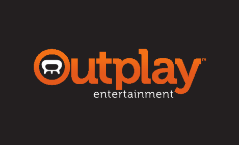 Outplay Logo - Black 002