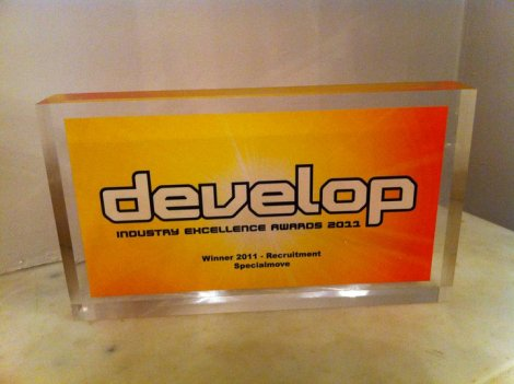 Special Move - Develop Award