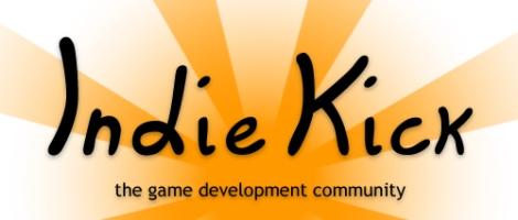 IndieKick Logo
