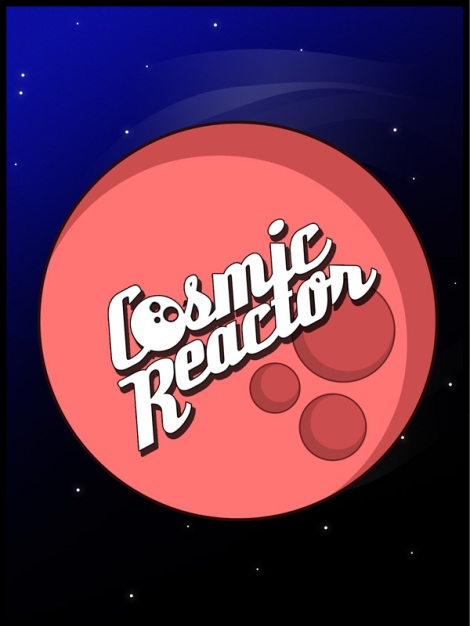 COSMIC-REACTOR-Logo