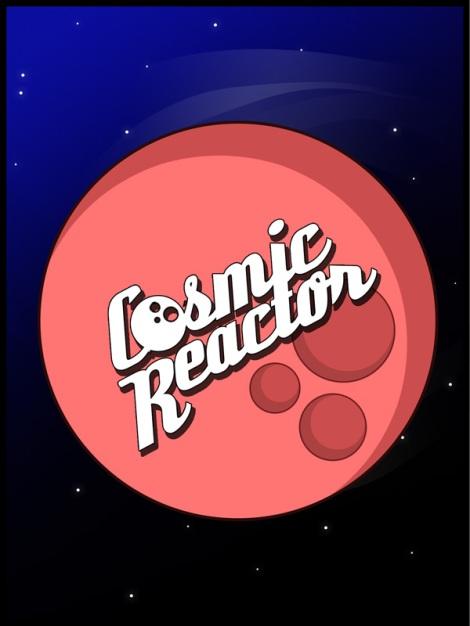 COSMIC-REACTOR-Logo