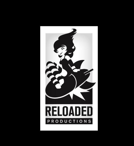Bombergirl - Clean - Black Background