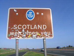 scotland - youre welcome to it