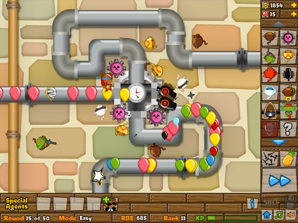 Bloons TD 5 - Out Now For iOS (3/3)