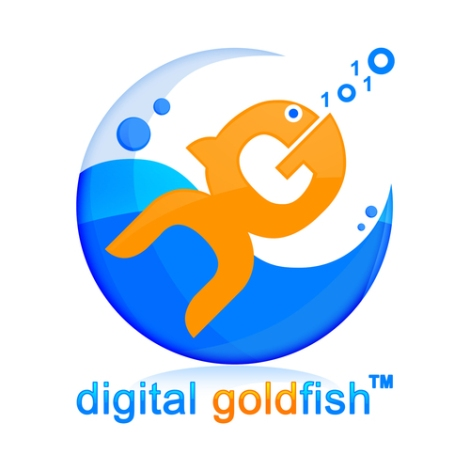 Digital Goldfish Logo