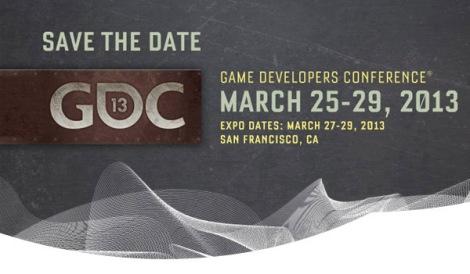 GDC 2013 header