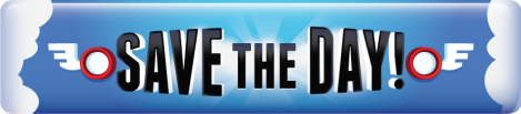 save the day logo