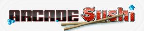 arcade sushi logo