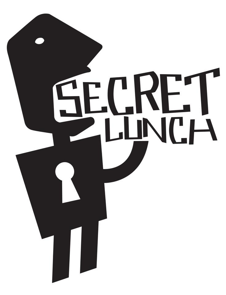 Secret Lunch logo
