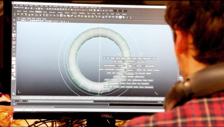 3D Modeling #ggj13