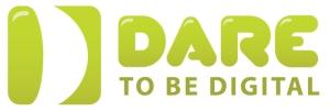 Dare to be Digital logo