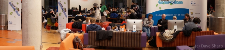 Scottish Game Jam 2013