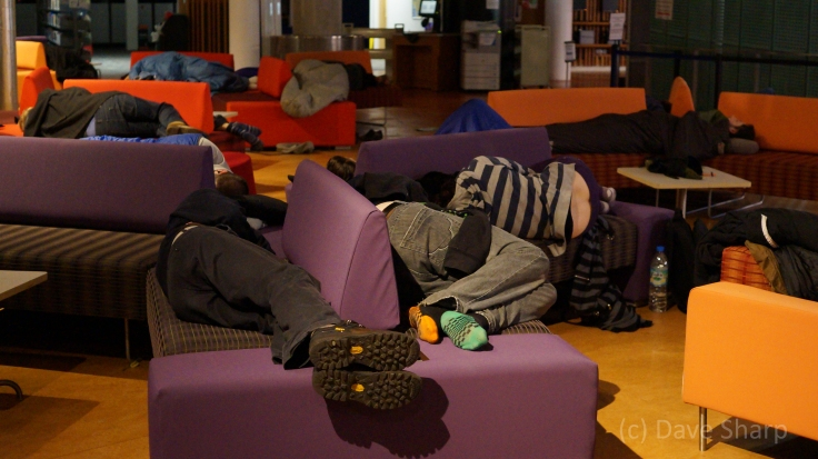 Sleep Time - Scottish Game Jam 2013