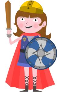 Viking Girl Chief