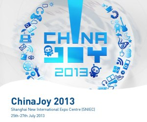 ChinaJoy 2013