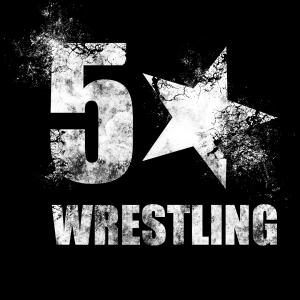 5 Star Wrestling Logo