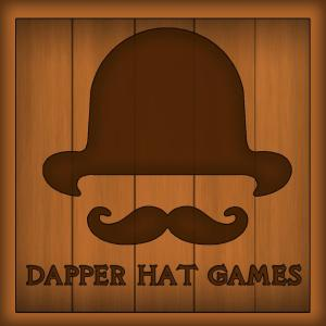 Dapper Hat Games Logo