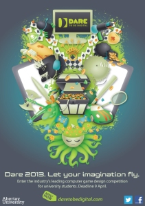 Dare 2013 applications image