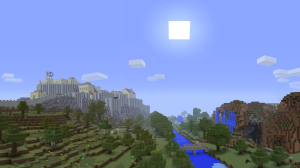 Minecraft_EdinburghCastle_Panorama