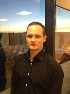 Graeme Harvey - Tsumanga CEO