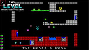 IamLevel GenesisRoom
