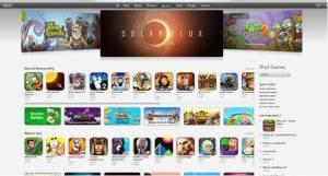 Solar FLux - App Store Feature