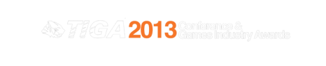 TIGA Games Awards 2013 logo