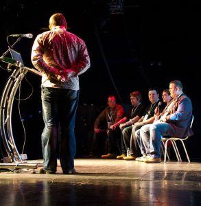 Panel - gis 2013