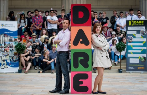 Dare to be Digital launch 2014 - 1