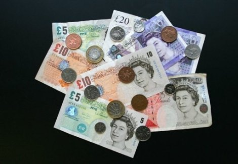 British-Pounds