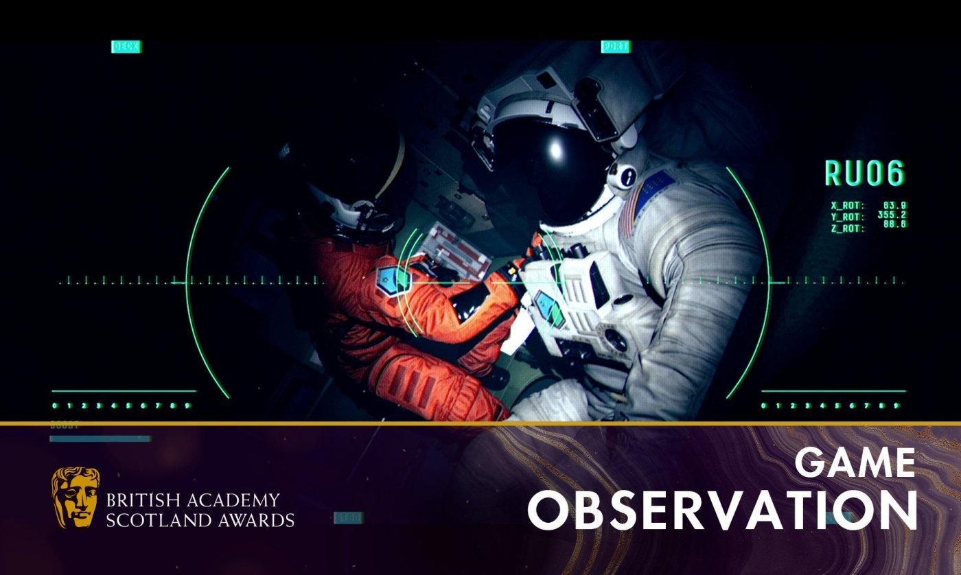 BAFTA Scotland Awards 2019 Games NoCode