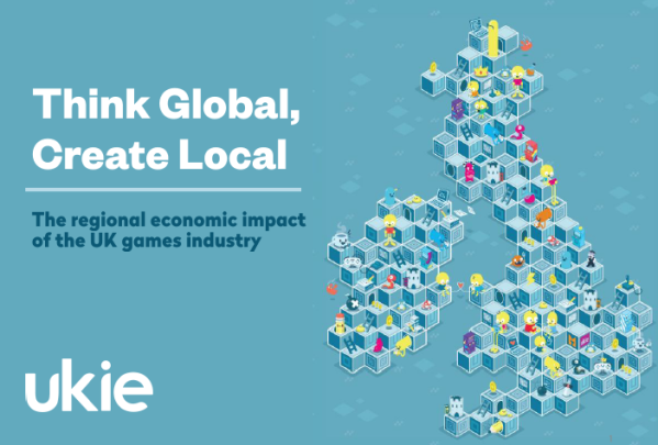 UKIE Think Global Create Local